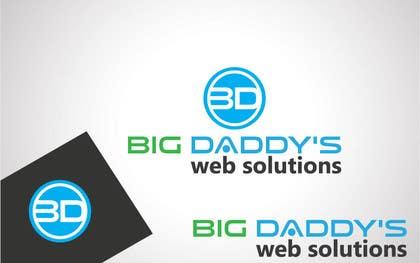 #23 cho Design a Logo for Big Daddy's Web Solutions bởi mamun990