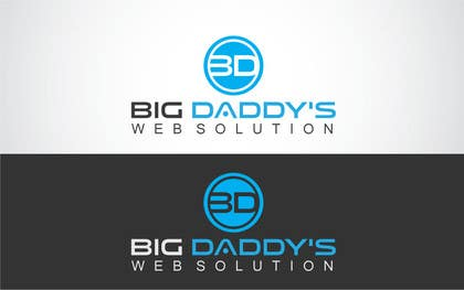 #30 for Design a Logo for Big Daddy's Web Solutions af mamun990