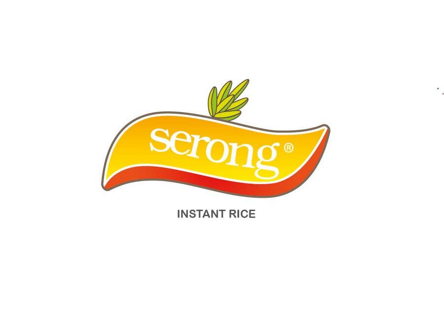 Penyertaan Peraduan #190 untuk Logo Design for brand name 'Serong'