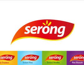 nº 66 pour Logo Design for brand name 'Serong' par Grupof5
