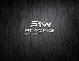 #121 for Design a Logo for PTWorks (NSW) Pty Ltd by mamunfaruk