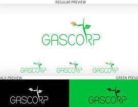 #2 para Design a Logo for GASCORP por arvsmedia