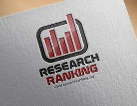 #23 cho Design eines Logos for Research Ranking website bởi hansa02