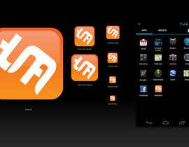 #58 untuk Design a Logo for a mobile application oleh georgeecstazy