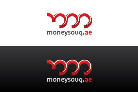 Penyertaan Peraduan #131 untuk Logo Design for Moneysouq.ae   this is UAE first shopping mall financial exhibition
