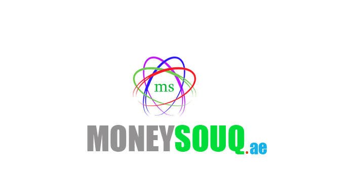 Penyertaan Peraduan #147 untuk Logo Design for Moneysouq.ae   this is UAE first shopping mall financial exhibition