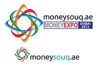 Graphic Design Inscrição do Concurso Nº48 para Logo Design for Moneysouq.ae   this is UAE first shopping mall financial exhibition