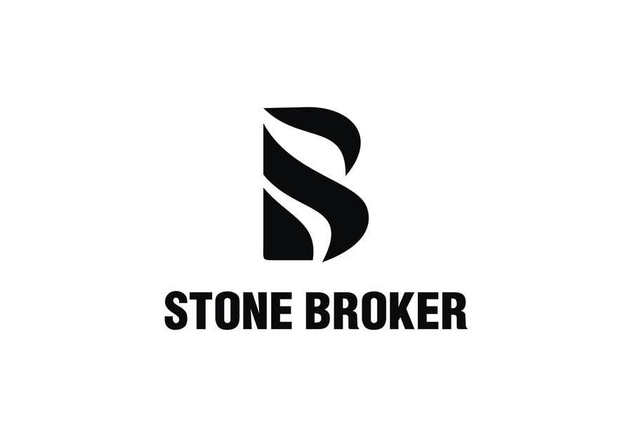 Inscrição nº 25 do Concurso para Design a logo for Stone Broker (stonebroker.ch)