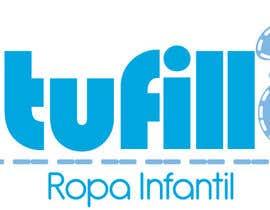 #74 cho Diseñar un logotipo para tienda online de Ropa Infantil bởi VeronicaArt