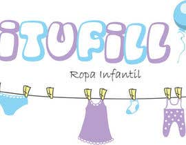 #42 untuk Diseñar un logotipo para tienda online de Ropa Infantil oleh sandeydey