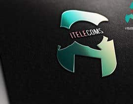 #9 para Design a Logo for i-telecoms.com.au por DigiMonkey