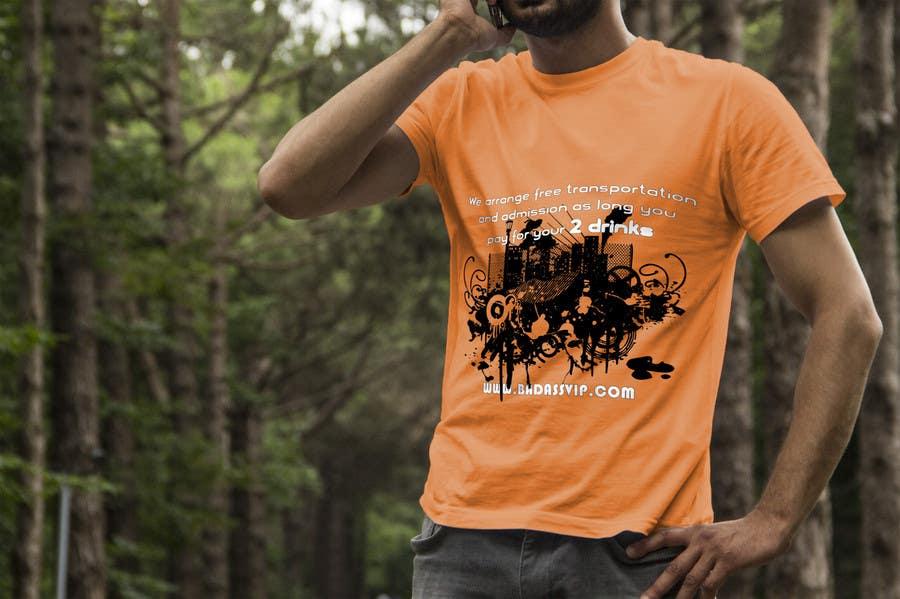 Konkurrenceindlæg #8 for Design 2 T-Shirts for Promotional Company