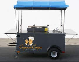 #13 for Design a Logo for Crêpes on Campus af shawky911