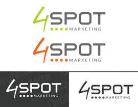 #83 untuk Design a Logo for 4Spot Marketing oleh DruMita