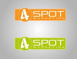 #62 para Design a Logo for 4Spot Marketing por Cbox9