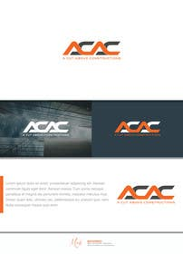 #28 for Logo for A Cut Above Constructions (ACAC) - Round 2 af mohammedkh5