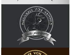 #20 para Design a logo for Alexander von Hatzfeld - Erotic Photographer por passionstyle