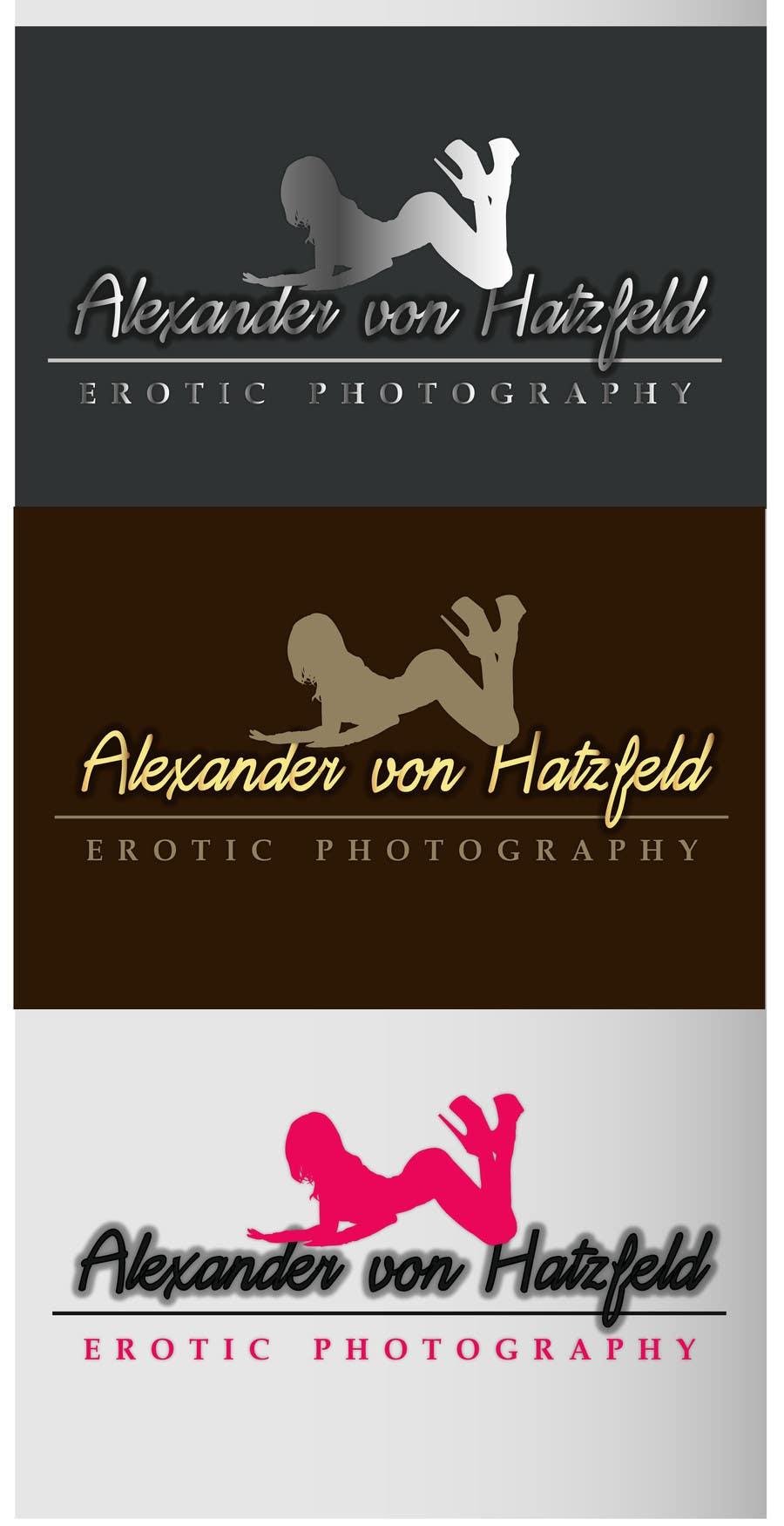 Inscrição nº 21 do Concurso para Design a logo for Alexander von Hatzfeld - Erotic Photographer