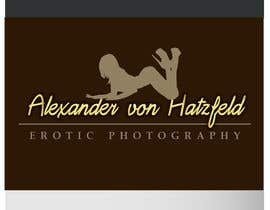 #21 para Design a logo for Alexander von Hatzfeld - Erotic Photographer por passionstyle