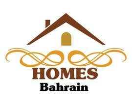 #76 cho Design a Logo for Homes Bahrain ( a realtor) bởi Milosavljevic23