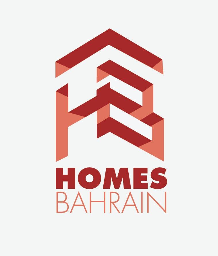 Bài tham dự cuộc thi #4 cho Design a Logo for Homes Bahrain ( a realtor)