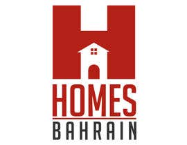 #25 cho Design a Logo for Homes Bahrain ( a realtor) bởi mekowskinny