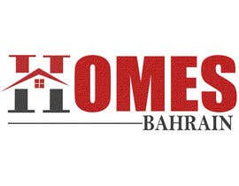 #37 cho Design a Logo for Homes Bahrain ( a realtor) bởi ryreya