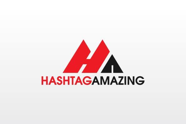 Penyertaan Peraduan #111 untuk Design a Logo for Hashtagamazing Ltd