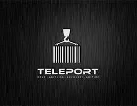 """#213 for logo contest """"TELEPORT"""" by sdmoovarss"""