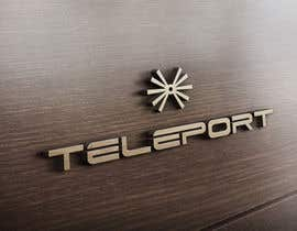 """#192 for logo contest """"TELEPORT"""" by elena13vw"""