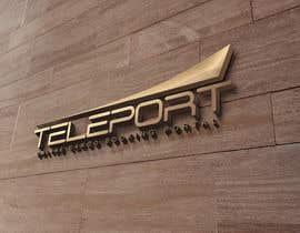 """#166 for logo contest """"TELEPORT"""" by jayabalind"""