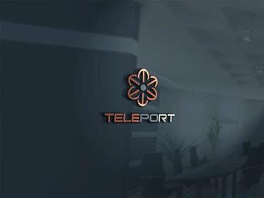 """Nro 235 kilpailuun logo contest """"TELEPORT"""" käyttäjältä thelionstuidos"""