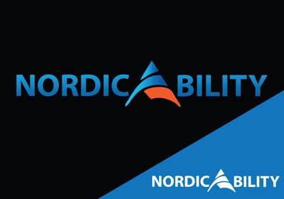 Nro 7 kilpailuun Design a Logo for Nordicability käyttäjältä aasmasheikh