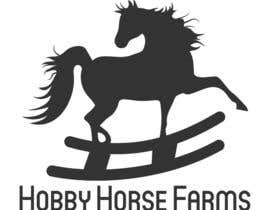 mateudjumhari tarafından Redesign/Modify existing Logo for Hobby Horse Farms için no 3