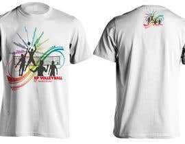 #14 for Design a T-Shirt for volleyball tournament by Bugz318