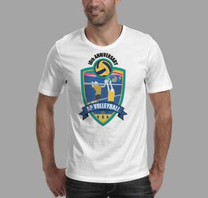 #30 for Design a T-Shirt for volleyball tournament af fisekovic
