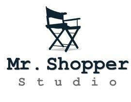 "#46 untuk Modify or Re-Design a Logo for ""Mr Shopper Studio"" oleh deziner14"