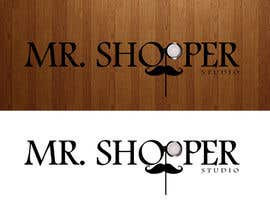 "#52 untuk Modify or Re-Design a Logo for ""Mr Shopper Studio"" oleh marinefurlan"