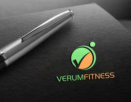 #87 for Design a logo for Verumfitness. by nipen31d