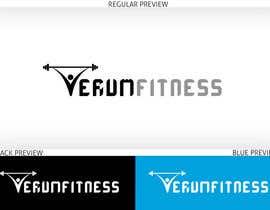 Nro 1 kilpailuun Design a logo for Verumfitness. käyttäjältä arvsmedia