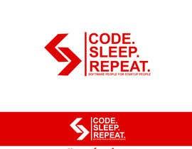 #111 untuk Design of a Logos for CODE.SLEEP.REPEAT. oleh nyomandavid