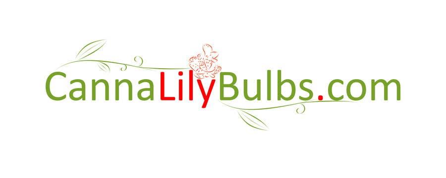 Konkurrenceindlæg #46 for Design a Logo for CannaLilyBulbs.com