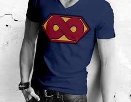 #62 for Infinity Sign T-Shirt Icon by umamaheswararao3