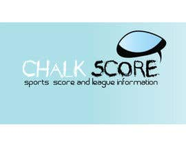nº 79 pour Design a Logo for ChalkScores Sports Website par rohitraj35