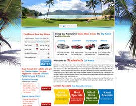 #21 for Home Page Website Design Mockup Contest by kosmografic