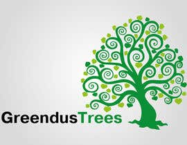 #14 for Design a Logo for GreendusTrees by flowkai