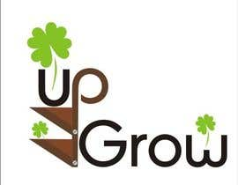 #58 for design a logo for UPGrow by Panterabax