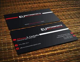 #50 untuk Design some Business Cards for Automotive Dealership oleh dreammaker021