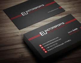 #47 untuk Design some Business Cards for Automotive Dealership oleh Fgny85