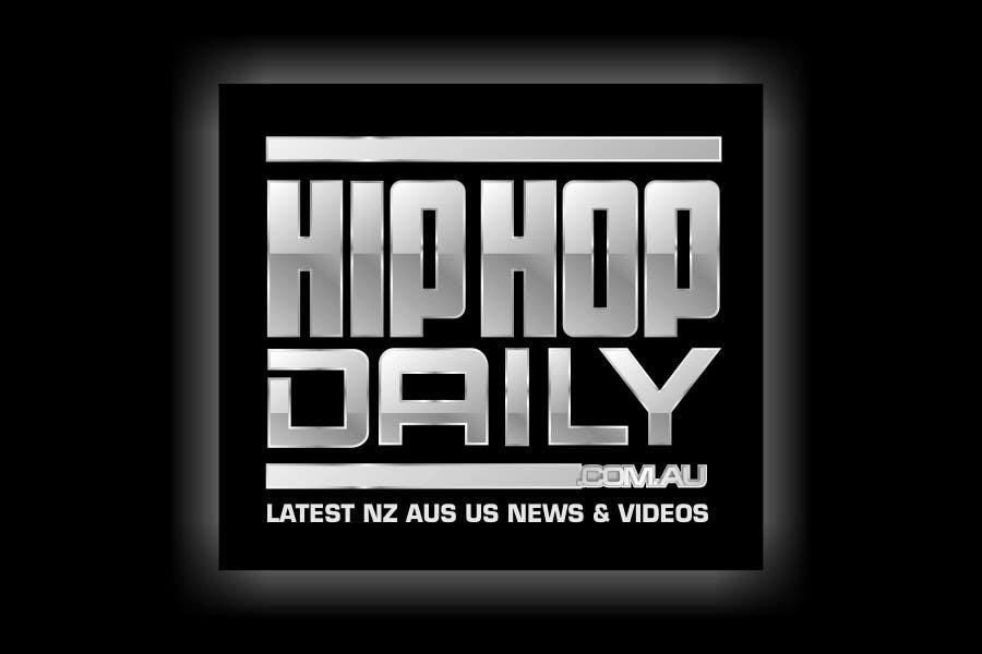 #101 for Design a Logo for Hip Hop Daily by dimitarstoykov